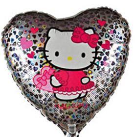 Folienballon Hello Kitty Holo