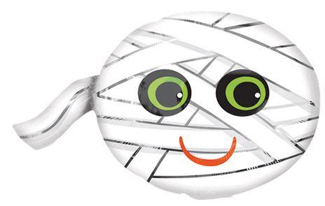 Folienballon Mumie