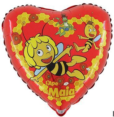 Folienballon Biene Maja & Friends