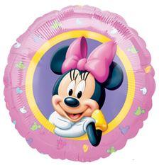 Folienballon MinnieMouse rosa