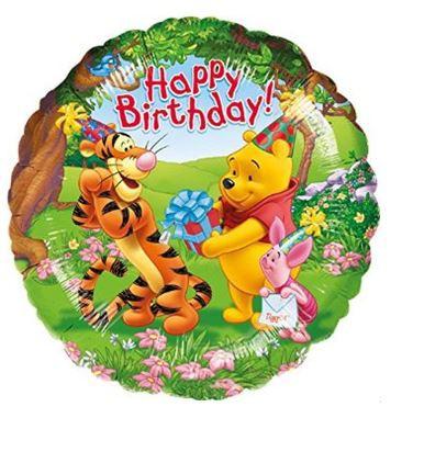Folienballon Winnie Pooh HB