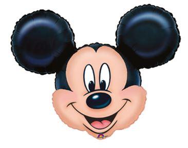 Folienballon Mickey Mouse Kopf