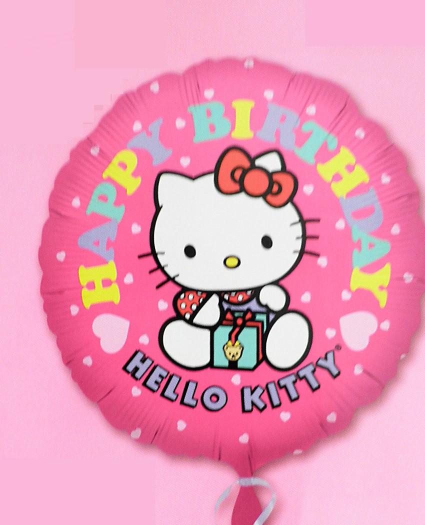 Folienballon Hello Kitty HB