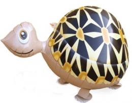 Folienballon Schildkröte Airwalker