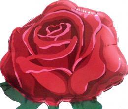 Folienballon Rose