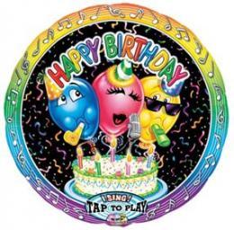 Singender Ballon Ballons