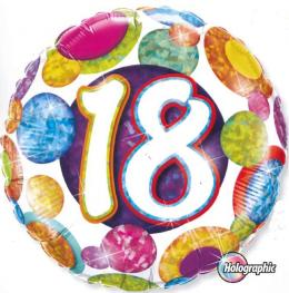 Folienballon Funny HB, 18, 30, 40, 50, 60