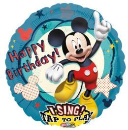 Singender Ballon Mickey