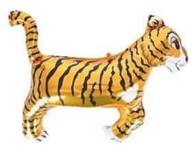 Folienballon Tiger