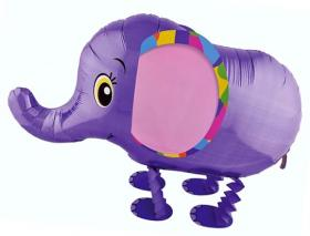 Folienballon Elefant Airwalker