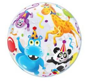 Bubble Zooparty