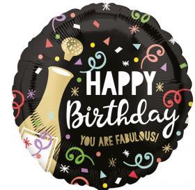 Folienballon HB Fabulous