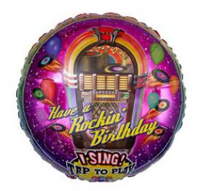 Singender Ballon JukeBox