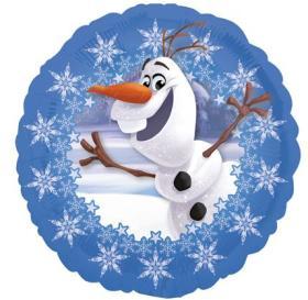 Folienballon Frozen Olaf