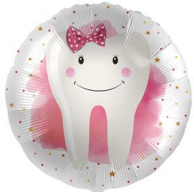 Folienballon Zahnfee Mädchen