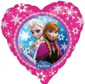 Folienballon Frozen Princess