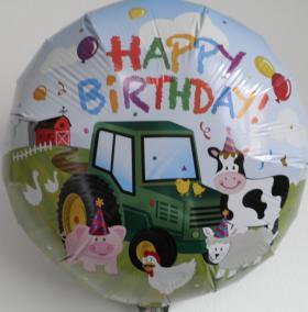Folienballon Bauernhof1