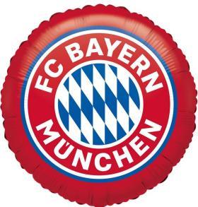 Folienballon Bayern München