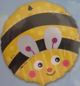 Folienballon Biene