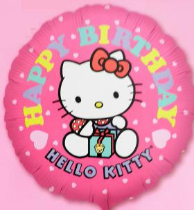 Folienballon Hello Kitty HB