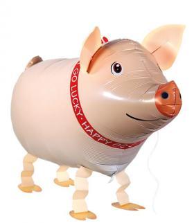 Glücksschwein Airwalker
