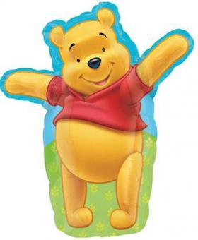 Folienballon Winni Pooh Form